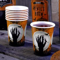 Graveyard Gathering Cups (8)